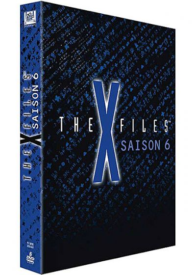 The X-Files - Saison 6 - DVD