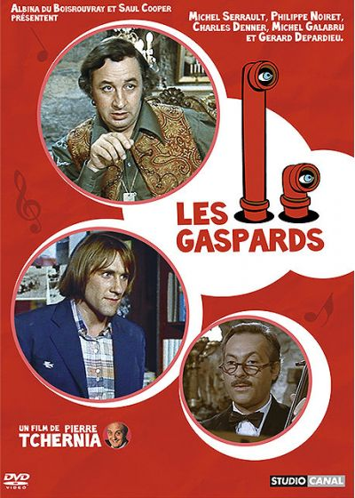 Les Gaspards - DVD