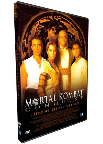 Mortal Kombat : Conquest - 2 épisodes : Kreeya + The Essence - DVD