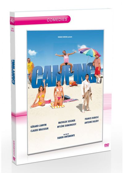 Camping (Édition Simple) - DVD
