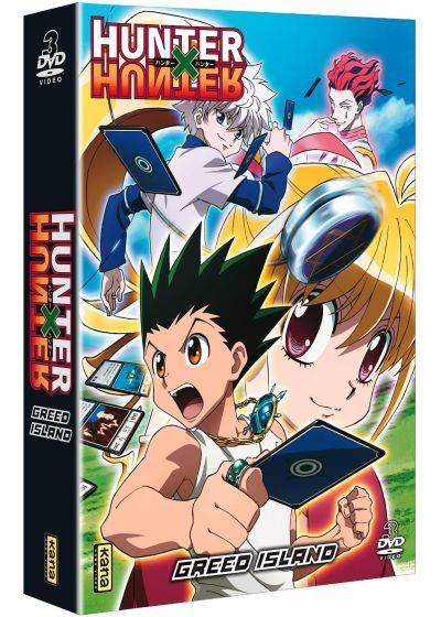 Hunter X Hunter - Vol. 6 : Greed Island (Édition Collector) - DVD