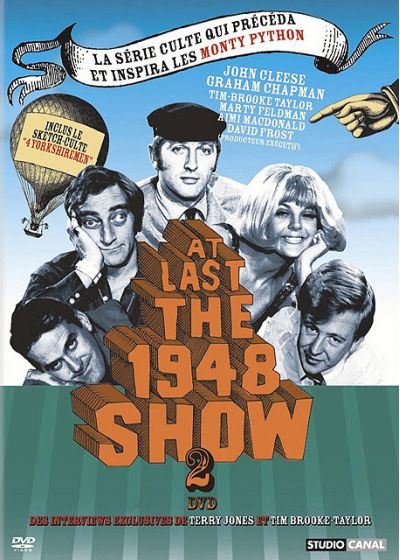 At Last The 1948 Show - DVD