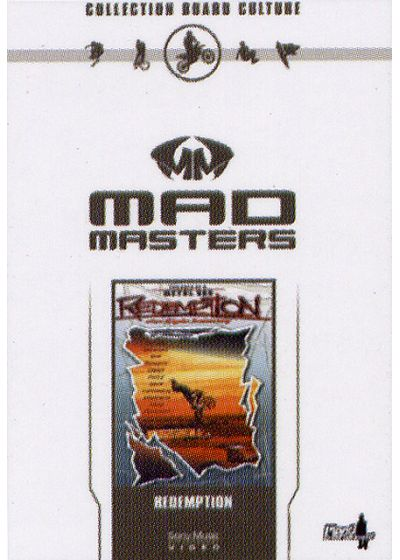 Mad Masters - Redemption - DVD