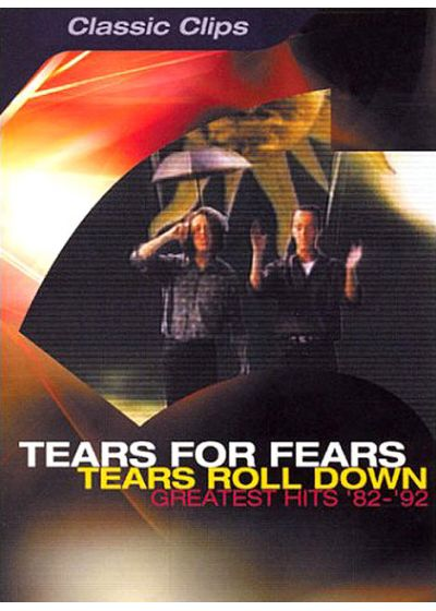 Tears For Fears - Tears Roll Down - Greatest Hits '82-'92 - DVD