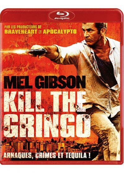 Kill the Gringo - Blu-ray