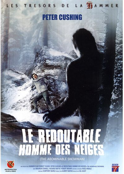 Le Redoutable homme des neiges - DVD