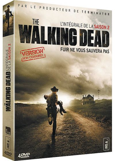 The Walking Dead - L'intégrale de la saison 2 (Non censuré) - DVD