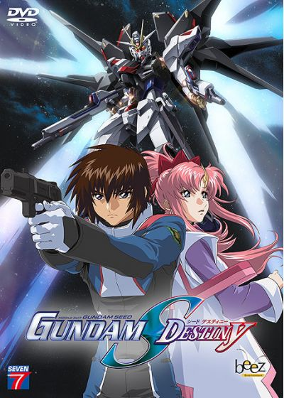 Mobile Suit Gundam Seed Destiny - Vol. 10 - DVD