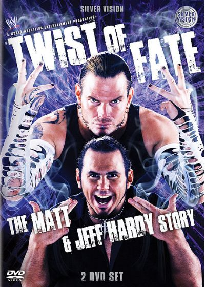 Twist of Fate - The Matt & Jeff Hardy Story - DVD