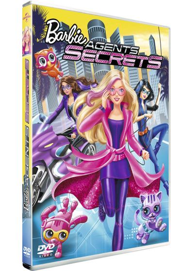 Barbie : Agents secrets - DVD