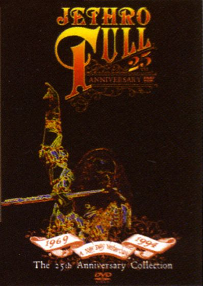 Jethro Tull - A New Day Yesterday - The 25th Anniversary Collection, 1969-1994 - DVD