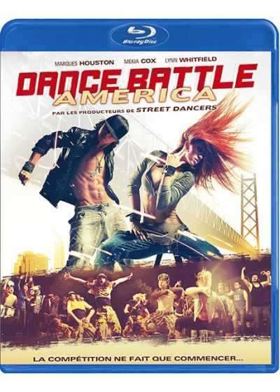 Dance Battle America - Blu-ray