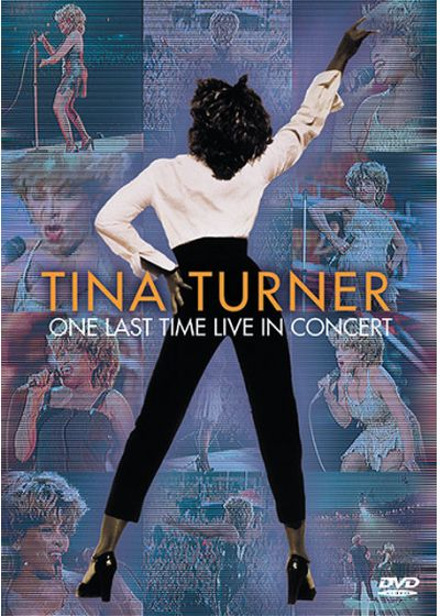 Tina Turner - One Last Time Live in Concert - DVD