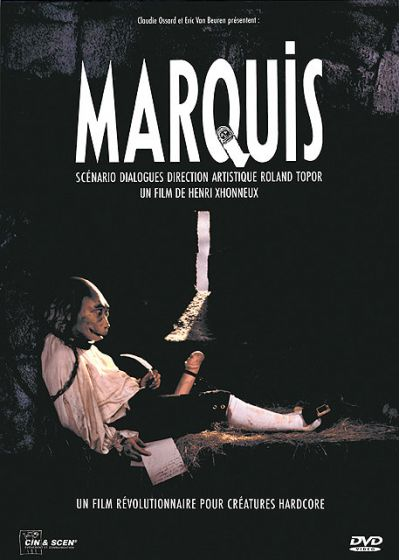 Marquis - DVD