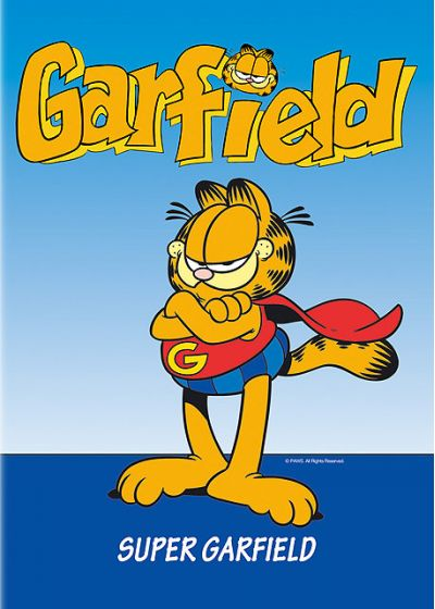 Garfield et ses amis - Super Garfield - DVD