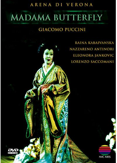 Madame Butterfly - DVD