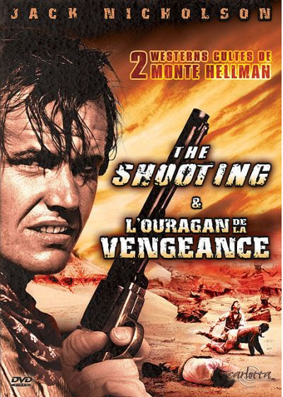 The Shooting + L'ouragan de la vengeance - DVD