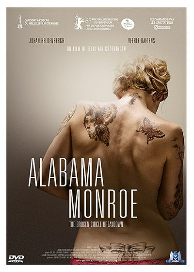 Alabama Monroe - DVD