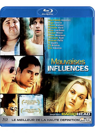 Mauvaises influences - Blu-ray