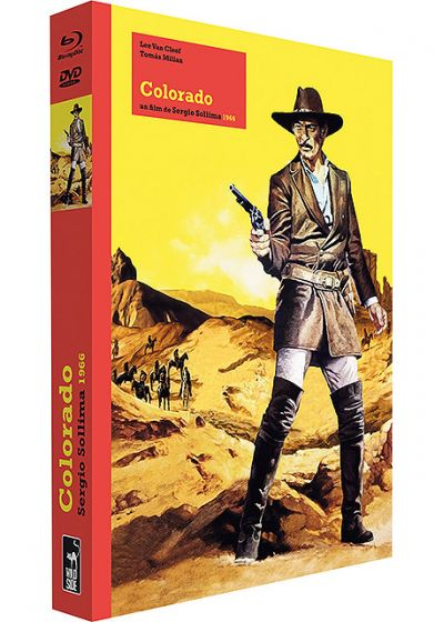 Colorado (Édition Collector Blu-ray + DVD + Livre) - Blu-ray