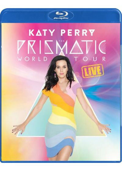 Katy Perry : The Prismatic World Tour Live - Blu-ray