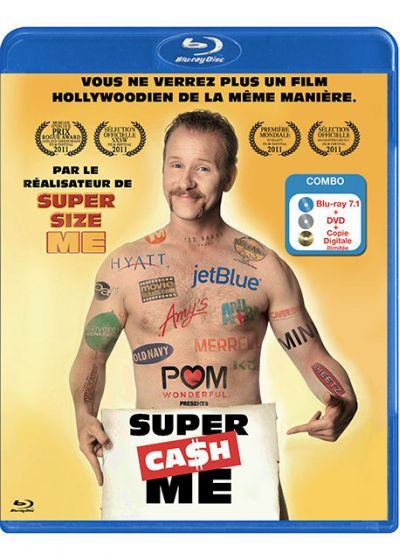 Super Ca$h Me (Combo Blu-ray + DVD + Copie digitale) - Blu-ray