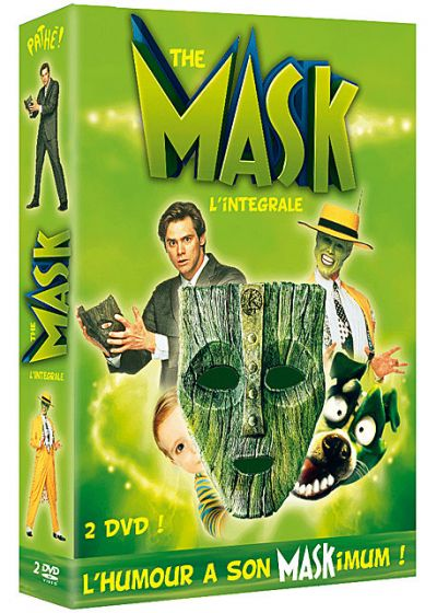 The Mask : L'intégrale (Mask + Le fils du Mask) (Pack) - DVD