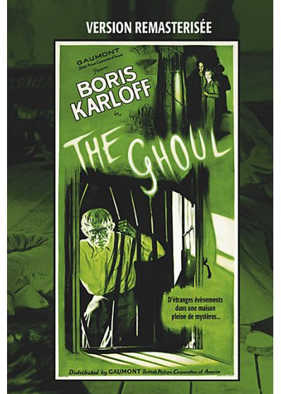 The Ghoul (Édition remasterisée) - DVD