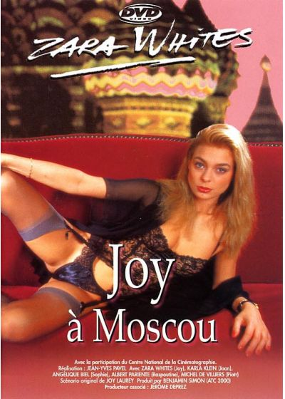 Joy à Moscou - DVD