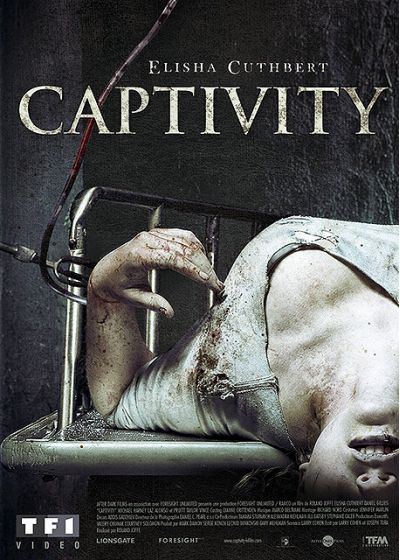 Captivity - DVD
