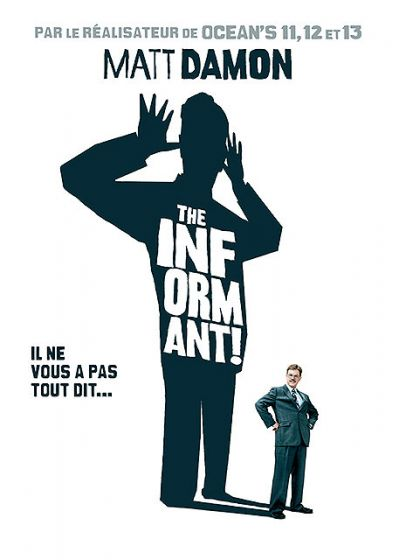 The Informant! - DVD