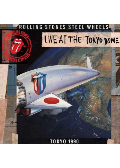 The Rolling Stones - From The Vault - Live at the Tokyo Dome 1990 (DVD + Vinyle) - DVD