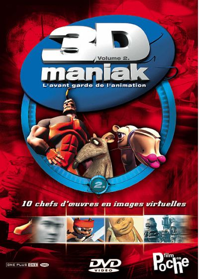 3D Maniak - Vol. 2 - DVD