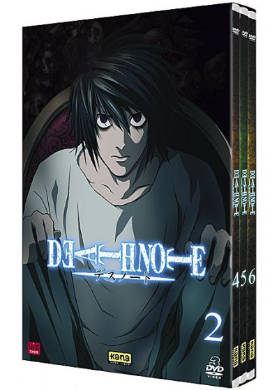 Death Note - Vol. 2 - DVD
