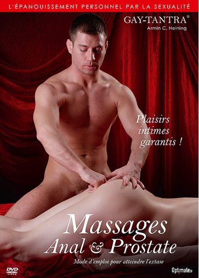 Gay-Tantra - Massages anal & prostate - DVD