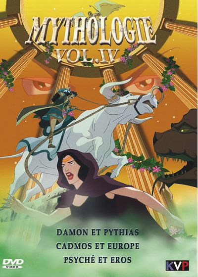 Mythologie - Vol. IV - DVD