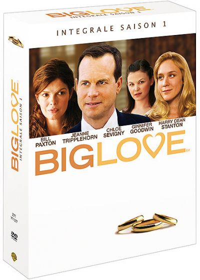 Big Love - Saison 1 - DVD