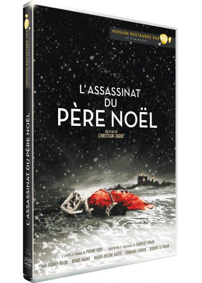 L'Assassinat du Père Noël - DVD