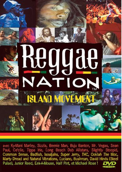 Reggae Nation - Island Movement - DVD