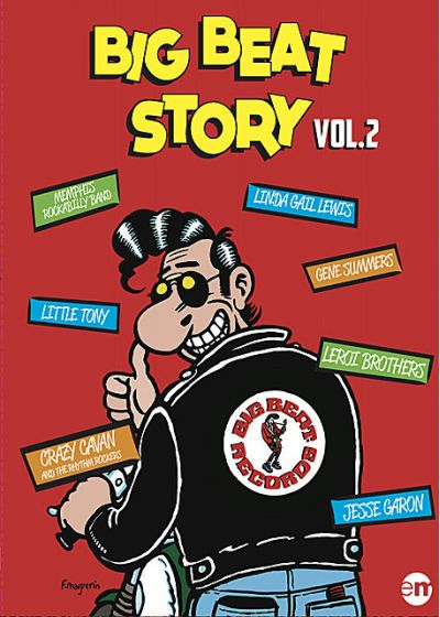 Big Beat Story - Vol. 2 - DVD