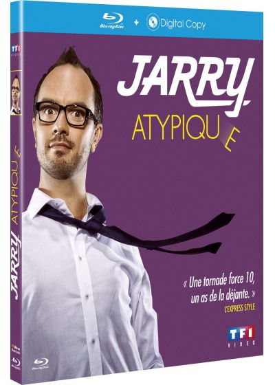 Jarry - Atypique (Blu-ray + Copie digitale) - Blu-ray