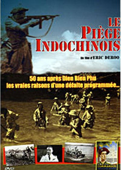 Le Piège indochinois - DVD