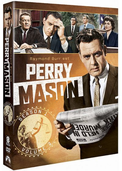 Perry Mason - Vol. 2 - DVD