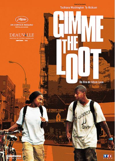 Gimme the Loot - DVD