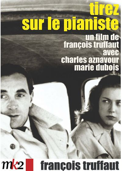 Tirez sur le pianiste - DVD