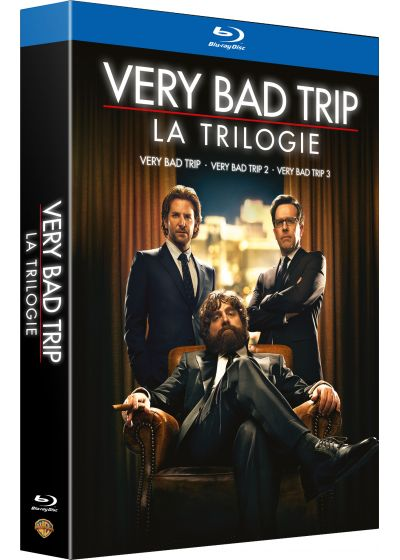Very Bad Trip - Coffret trilogie - Blu-ray