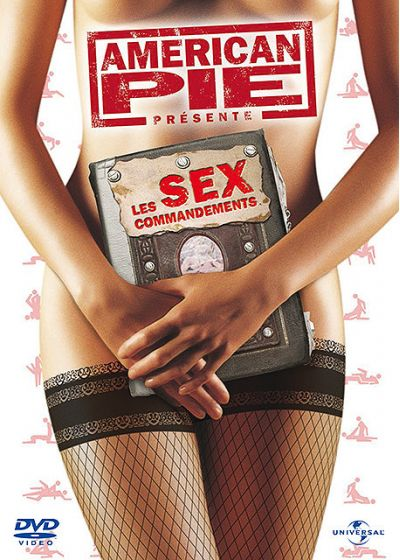 American Pie présente : Les sex commandements (Version non censurée) - DVD
