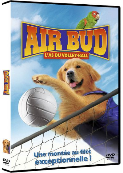 Air Bud, l'as du volley-ball - DVD