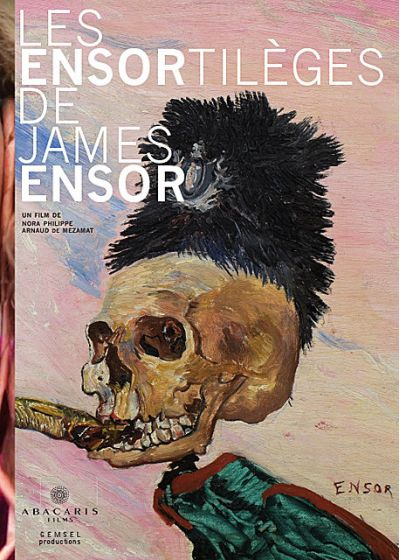 Les Ensortilèges de Jacques Ensor - DVD