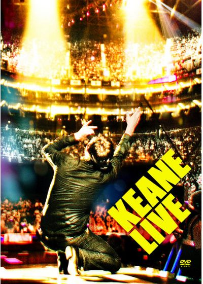 Keane - Live (Edition Deluxe) - DVD